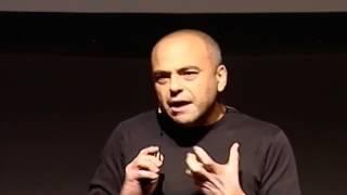 Esperanto, lengua para pensar mejor: David de Ugarte at TEDxMadrid