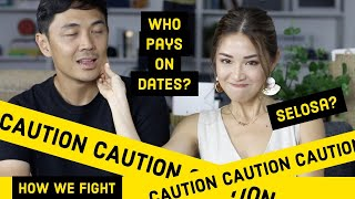 #RelationshipGoals Q&A | Kryz and Slater