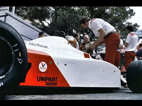 The McLaren Project 4 Chassis 1
