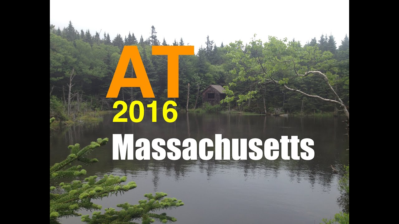Appalachian Trail Thru-Hike 2016 (Massachusetts)