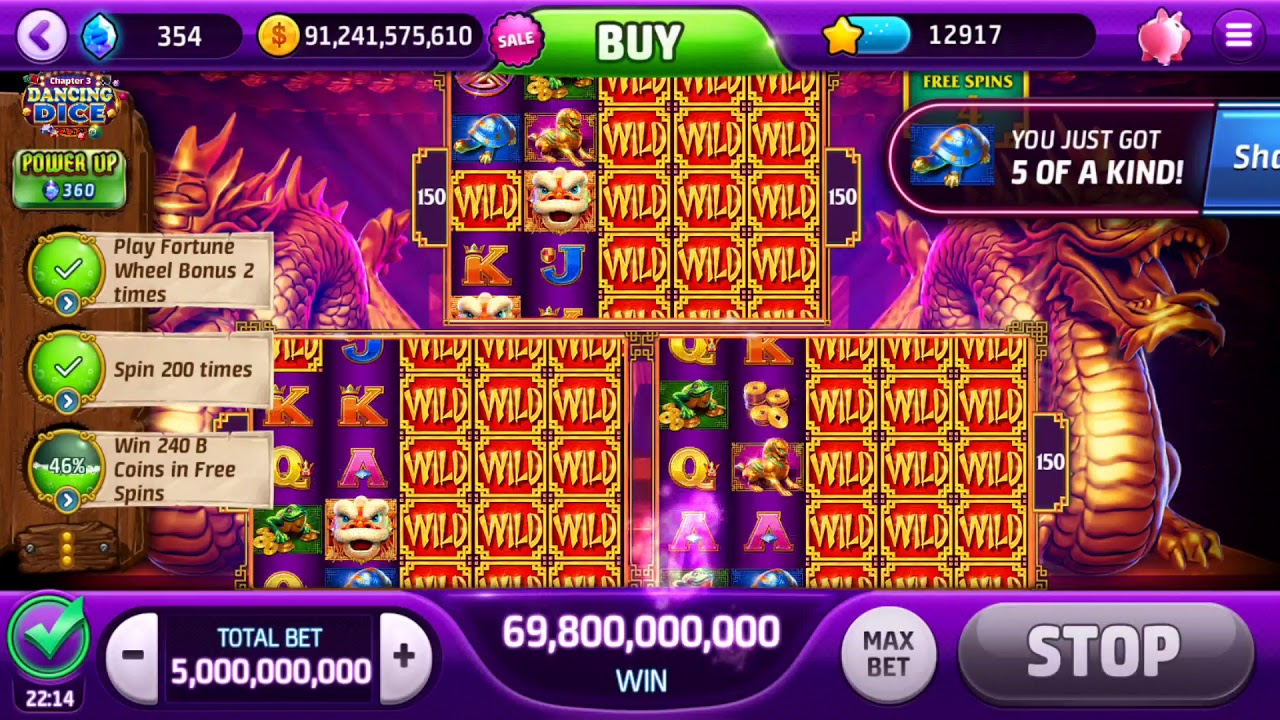 How To Win Money In Slotomania