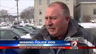 Police Not Giving Up Costly Search For Karson The K9