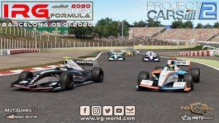 IRG Project Cars 2 Winter Formula 2020 - Barcelona
