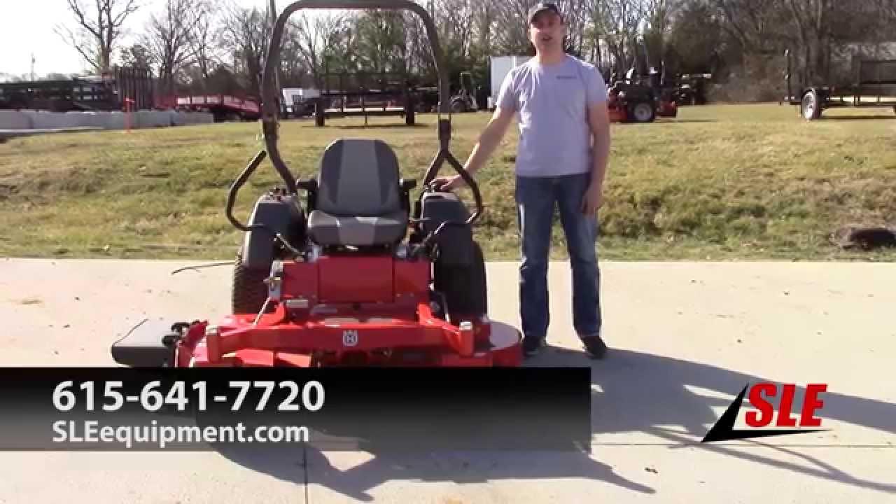 Husqvarna M Zt 61 Quot Briggs Zero Turn Lawn Mower Review