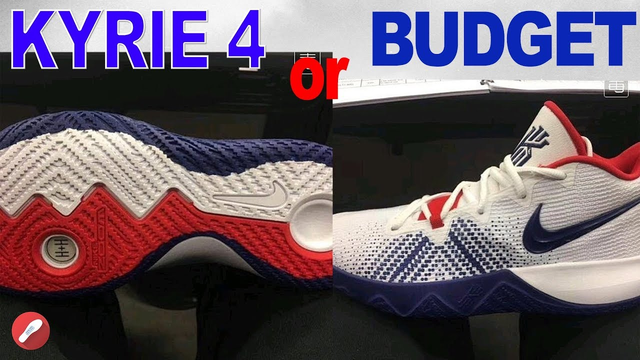 a093ab08c827 Nike Kyrie 4 Leak!! Is It the Kyrie 4 or the Kyrie Budget   - YouTube