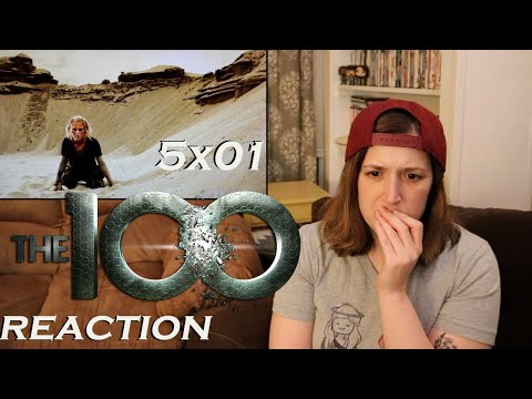 The 100 Reaction 5x01 - Eden