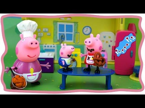 Игры Свинка Пеппа бесплатно онлайн для девочек на