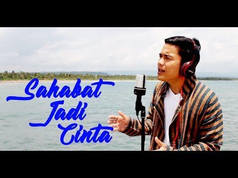 Sahabat Jadi Cinta - Mike Mohede Version ( Abbil ART Cover )