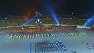 SEA GAMES 2007 Opening Ceremony (1)