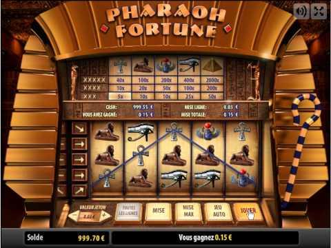 Онлайн-казино Фараон бонусы лицензия игры