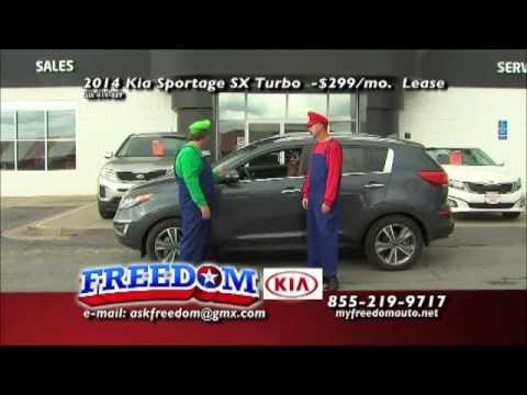 freedom kia infomercial infomercial october deal youtube youtube