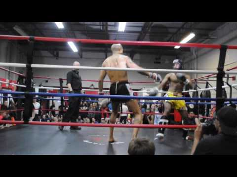 NEW ENERGY MUAY THAI'S GRAND RE-OPENING