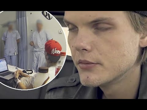 Avicii Struggles To Keep His Eyes Open In True Stories Documentary