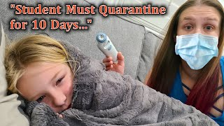 School Quarantines Trinity for 10 Days Due to Covid Scare!!!