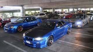 Tokyo Drift Meet in Real Life!