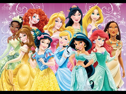 Top 15 Princesses Disney