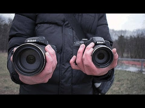 Nikon Coolpix B700 vs Coolpix P900 - Which One is Better?
