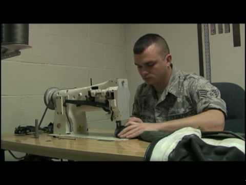 Kunsan Aircrew Flight Equipment Section - YouTube