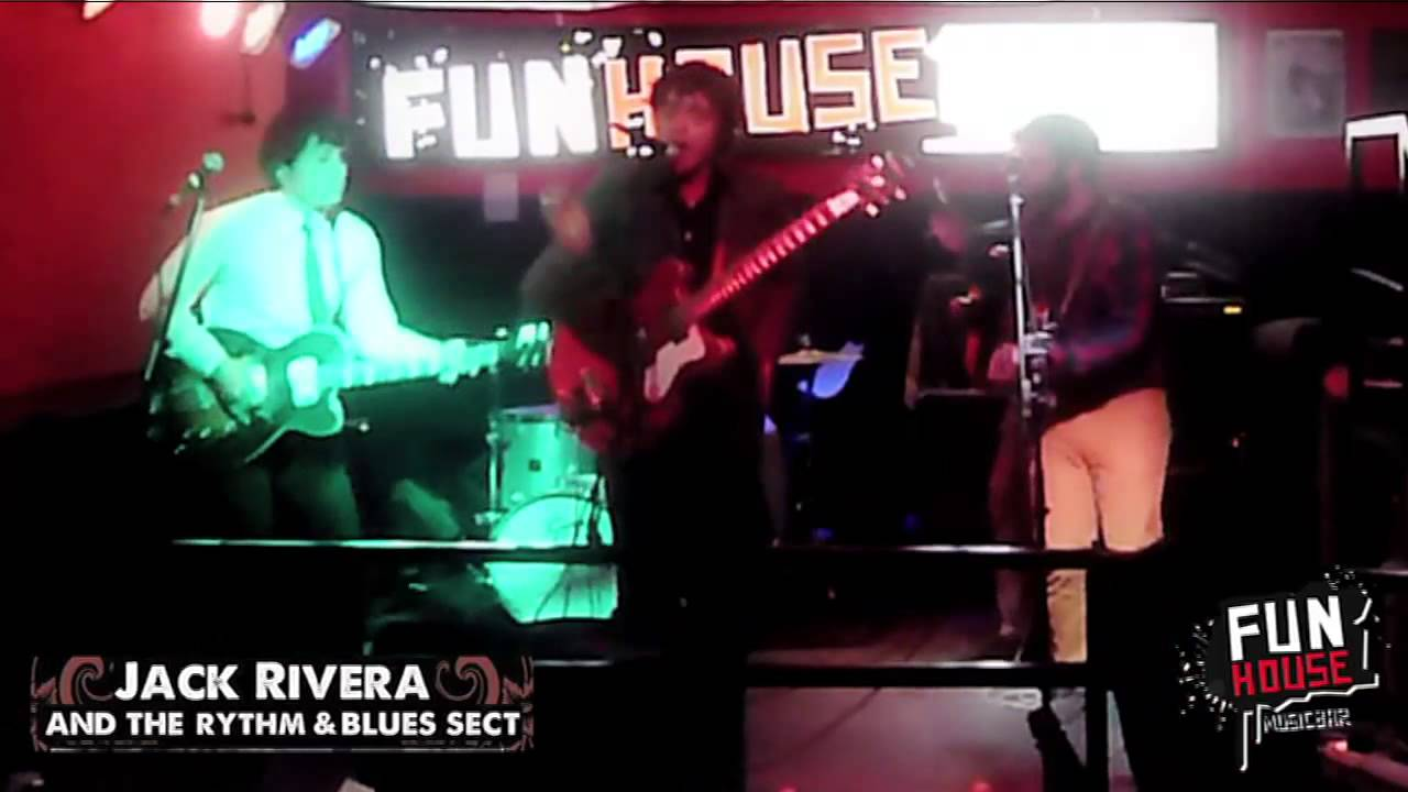 Jack rivera fun house music bar madrid the limboos youtube for Jack house music