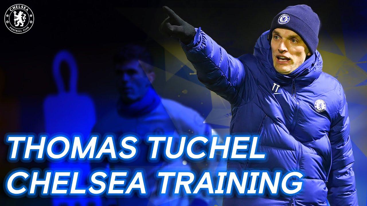 Thomas Tuchel Makes Chelsea Squad Selection Admission Ahead ...