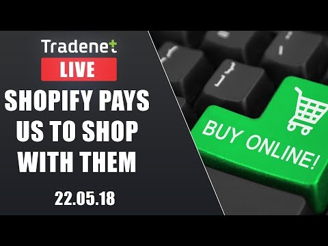 Live Day Trading room streaming - 22/5/18