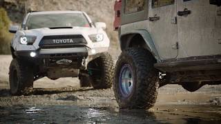 видео Шины Mickey Thompson: лучшие шины для настоящего Off Road