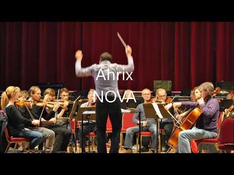 Nova - Ahrix   Orchestral Cover
