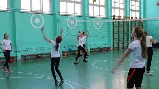 Волейбол           7 класс