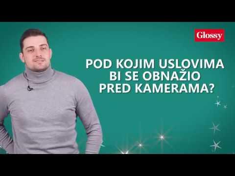 GLOSSY LIČNO Mirza Selimović: NIKAD ne odustajem od LJUBAVI!