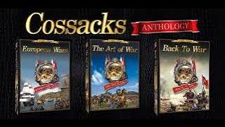 Hướng dẫn cài đặt Cossacks Anthology (Chiến Tranh Châu Âu)