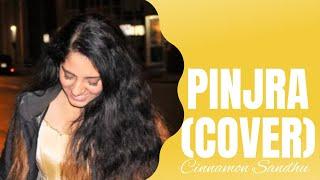 Pinjra Jasmine Sandlas / Cover / Cinnamon Sandhu / Lyrical video