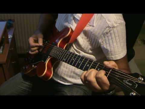 Smokie Living Next Door To Aliceelectric Rythm Guitar Covermy