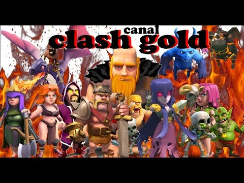 Clash Of Clans como dar PT em CV 8