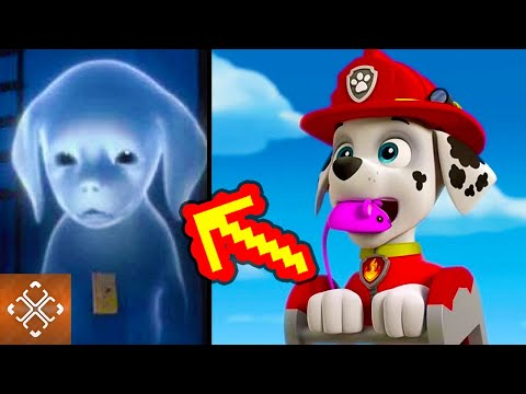 Crazy Paw Patrol Conspiracy Theories The Game WILL Confirm