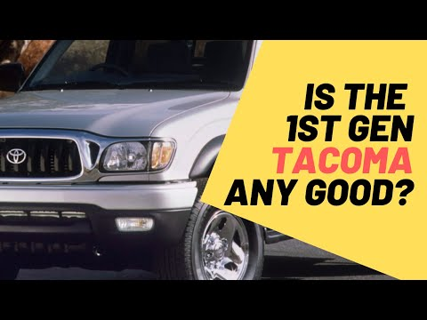 Toyota Tacoma Buyer's Guide (1995-2004)