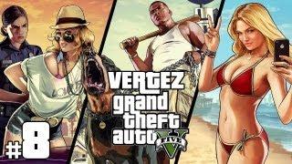GTA 5 [PS3] #8 - Trevor szuka zadymy - Vertez Let's Play / Zagrajmy w