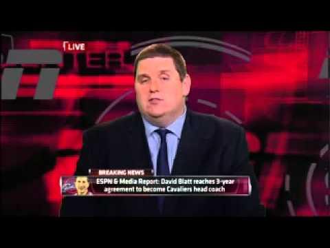 David Blatt To Coach Cleveland Cavaliers