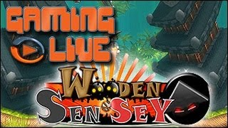 GAMING LIVE PC - Wooden Sen