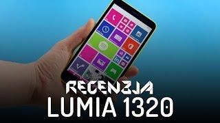 Nokia Lumia 1320 - Recenzja - Test (PL)