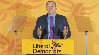video: Sir Ed Davey: Lib Dems have 'lost touch' with voters