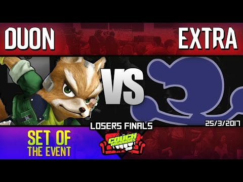 March '17 Ranbat - Extra (Mr. Game  & Watch) vs Duon (Fox) - Losers Finals