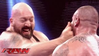 A special look at the events that have taken place between Big Show and The Authority.