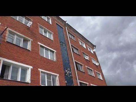 Именем Путина в Меленках начался ремонт общежития