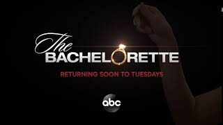 The Bachelorette Is Coming To Tuesdays on ABC - The Bachelorette