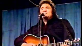 Johnny Cash - Wreck Of Old '97