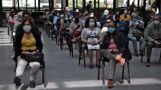 Informe desde Santiago: Chile ha vacunado a 5 millones de personas contra el Covid-19