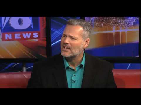 Annie Jennings PR Publicity Client Andrew Wittman on FOX 8 TV Cleveland