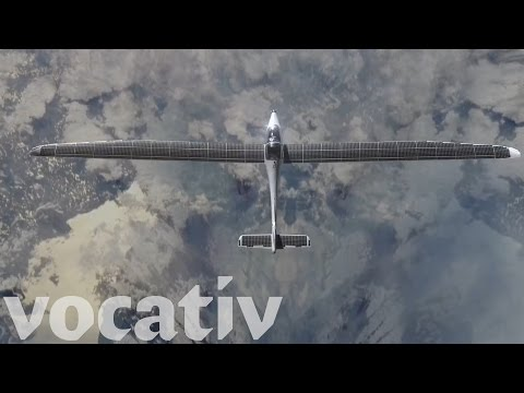 This Solar Plane Shoots For The Stars