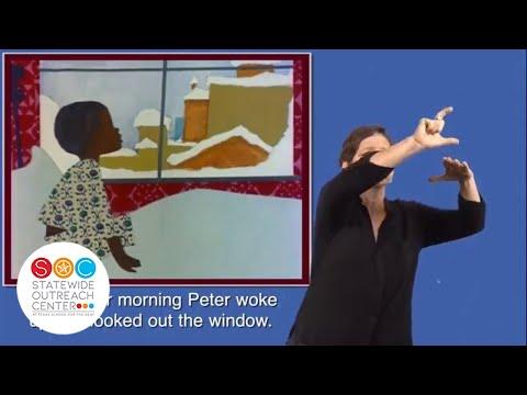ASL Storytelling - Snowy Day
