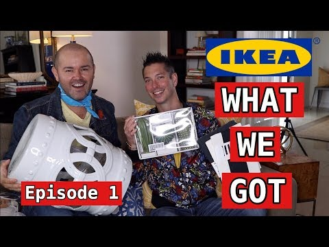 Ikea Home Decor 2019 / Budget Patio Makeover ( And Shopping Haul )